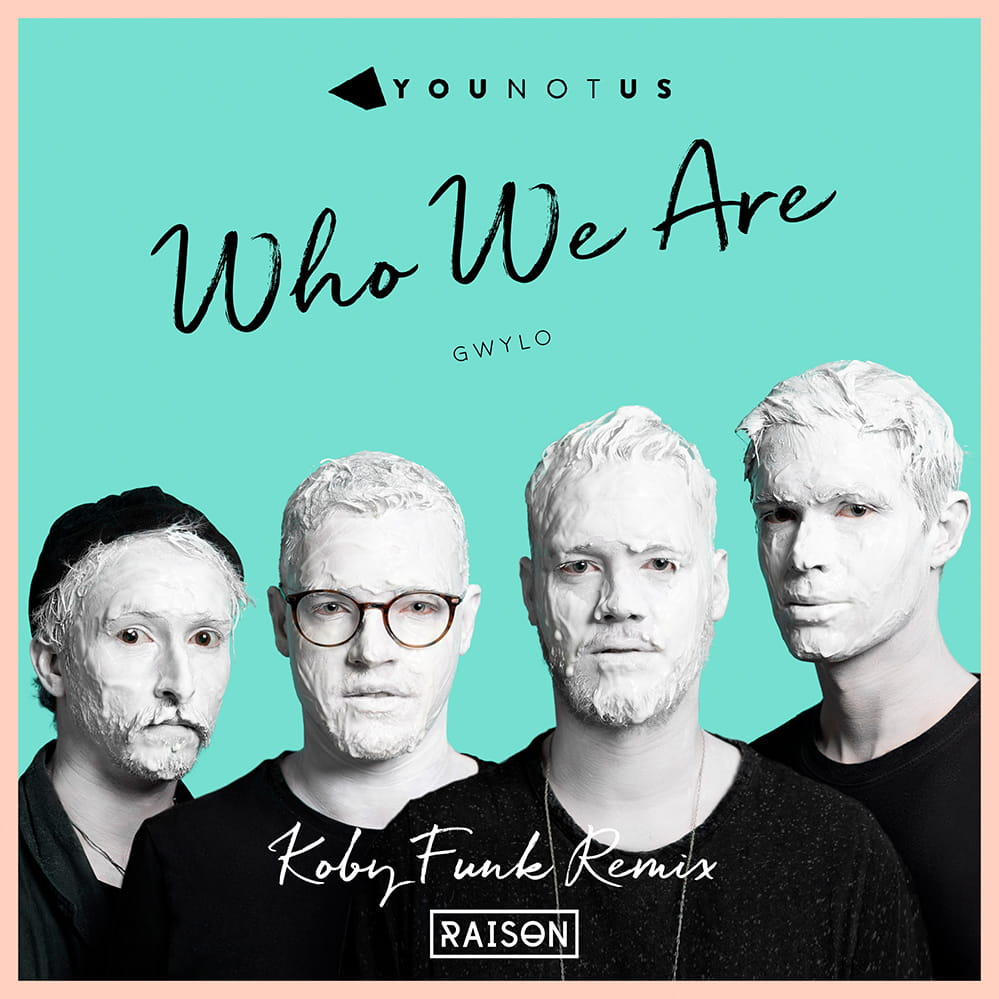 Who We Are Cover Artwork
